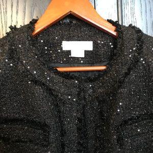 SALE: Like New Michael Kors holiday blazer